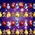 рождественская · елка · игрушками · вектора · Рождества · красный - Сток-фото © littlecuckoo