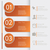 infographic design number banners template graphic or website layout stock photo © littlecuckoo