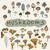съедобный · грибы · набор · различный · грибы · продовольствие - Сток-фото © littlecuckoo