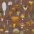 異なる · 種 · キノコ · 実例 · 白 · 科学 - ストックフォト © littlecuckoo