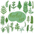 rosmarijn · aroma · plant · geïsoleerd · witte · smakelijk - stockfoto © littlecuckoo