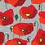 papoula · flor · floral · textura · jardim - foto stock © littlecuckoo
