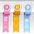 colorful banner ribbon element for infographic stock photo © littlecuckoo