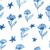 pattern flowers aquarelle cornflower stock photo © littlecuckoo