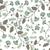 zöld · vadvirágok · grunge · vektor · szitakötő · virág - stock fotó © littlecuckoo