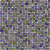 seamless background from squares mosaic effect stock photo © littlecuckoo