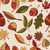 autumn pattern pattern of autumn leaves red yellow and green leaves of forest trees seamless tex stock photo © littlecuckoo