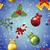 パターン · クリスマス · ボール · ぼけ味 - ストックフォト © littlecuckoo