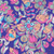 cute colorful floral seamless pattern with bird stock photo © littlecuckoo