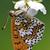 сторона · коричневый · белый · оранжевый · бабочка - Сток-фото © lkpro