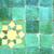 absztrakt · Marokkó · Afrika · zöld · csempe · járda - stock fotó © lkpro