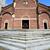 Церкви · старые · закрыто · кирпичных · башни · тротуаре - Сток-фото © lkpro
