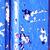 fém · festett · kék · ajtó · fal · absztrakt - stock fotó © lkpro