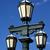 verde · ferro · strada · lanterna · muro · vetro - foto d'archivio © lkpro