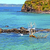 пляж · острове · мертвых · деревьев · Квинсленд · Австралия · древесины - Сток-фото © lkpro