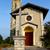 фасад · кирпичных · старые · стены · окрашенный · двери - Сток-фото © lkpro