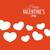 сердце · карт · фон · красный · настоящее - Сток-фото © logoff