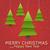karácsony · üdvözlőlap · papír · fa · hó · háttér - stock fotó © logoff