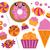 vector · halloween · symbool · ontwerp · ingesteld · icon - stockfoto © lordalea