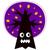 assustador · árvore · imagem · céu · casa · lua - foto stock © lordalea