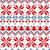 vecteur · Noël · frontière · tricoté · modèle · isolé - photo stock © lordalea