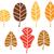 коллекция · цвета · дерево · лес · красоту - Сток-фото © lordalea