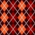retro colorful colorful argile pattern   orange and red stock photo © lordalea