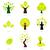 botanique · symboles · neuf · vecteur · eps8 - photo stock © lordalea
