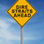 verkeersbord · waarschuwing · taai · vooruit · illustratie · diamant - stockfoto © lorenzodelacosta