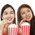 popcorn at the movies stock photo © lorenzodelacosta