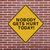 nessuno · oggi · lavoro · sicurezza · segno · muro - foto d'archivio © lorenzodelacosta