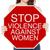stoppen · geweld · vrouwen · vrouw · stopteken - stockfoto © lorenzodelacosta