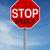 durdurmak · dur · işareti · kırmızı · tehlike · yol · işareti · virüs - stok fotoğraf © lorenzodelacosta