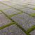 tégla · ösvény · zöld · moha · kép · természet - stock fotó © lostation