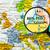 harita · mavi · beyaz · arama · Avrupa - stok fotoğraf © lostation