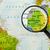 mapa · república · Mauritânia · vidro · espaço - foto stock © lostation