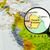 harita · fransız · şehir · dünya · cam - stok fotoğraf © lostation