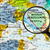 mapa · Bósnia-Herzegovina · político · vários · abstrato · mundo - foto stock © lostation