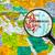 Asia · mapa · Azerbaiyán · país · mapas · botón - foto stock © lostation