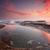 nascer · do · sol · cenário · dramático · paz · lago · belo - foto stock © lovleah