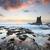 cathedral rock kiama australia stock photo © lovleah