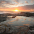 удивительный · морской · пейзаж · Восход · зима · воды · пейзаж - Сток-фото © lovleah