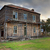 old abandoned two storey wooden farmhouse stock photo © lovleah