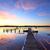 mooie · zeegezicht · vissen · boten · water · strand - stockfoto © lovleah