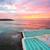 praia · ver · Austrália · natureza · paisagem · verão - foto stock © lovleah