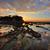 gün · batımı · nokta · güzel · sırf · doğa - stok fotoğraf © lovleah