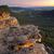 festői · kék · hegyek · Ausztrália · érkezik · hegy - stock fotó © lovleah