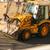 bulldozer · giallo · view - foto d'archivio © lovleah