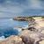 yıpranmış · kumtaşı · uçurum · kaya · oluşumu · iyi · doku - stok fotoğraf © lovleah