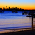 sydney silhouette from gibsons beach vaucluse stock photo © lovleah